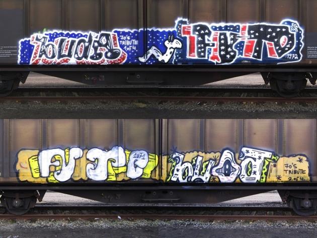 70s graffiti