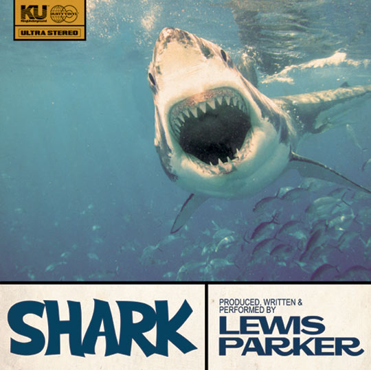 cover of shark ep lewis parker