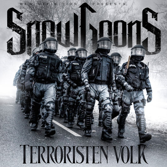 cover terroristenvolk polizei