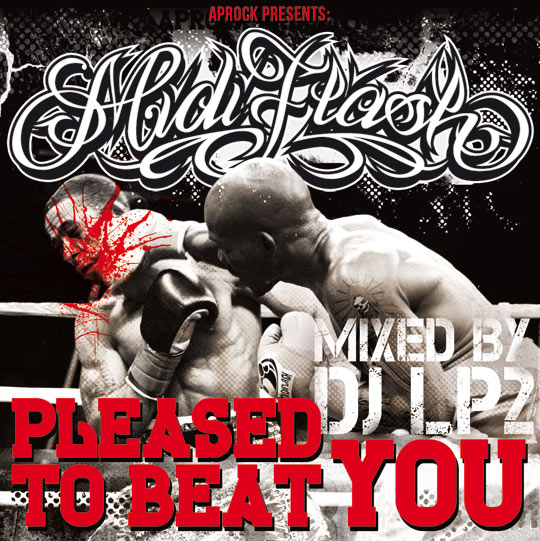 cover midiflash pleassed to beat you