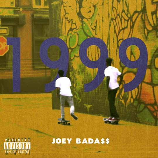 skateboarders 1999 joey badass cover