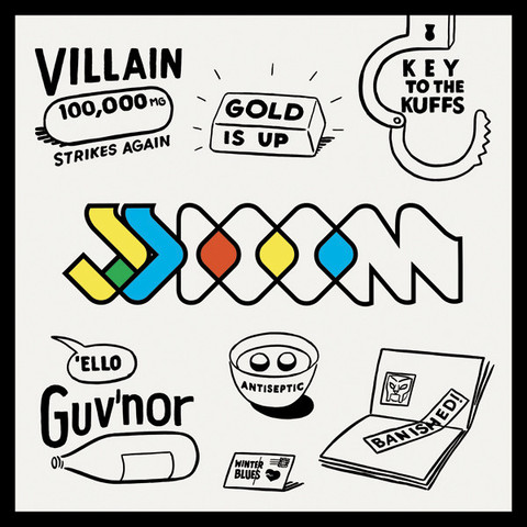 album cover jj doom keys to the kuffs