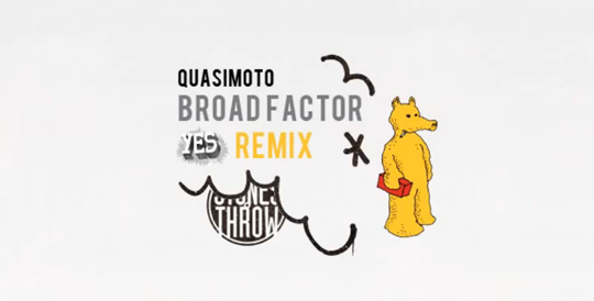 quasimoto yes remix