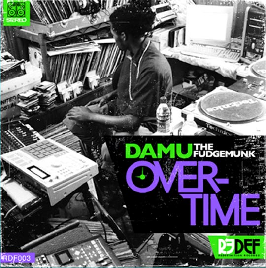 overtime damu cover
