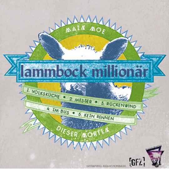Lammbock-MIllionär-Cover